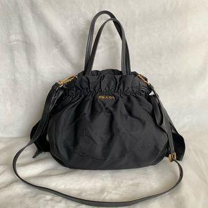 Authentic PRADA Nylon 2 way bag